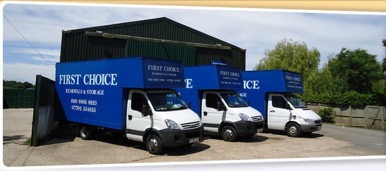 FCR Removals and Storage